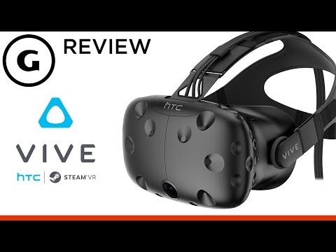 HTC Vive Video Review