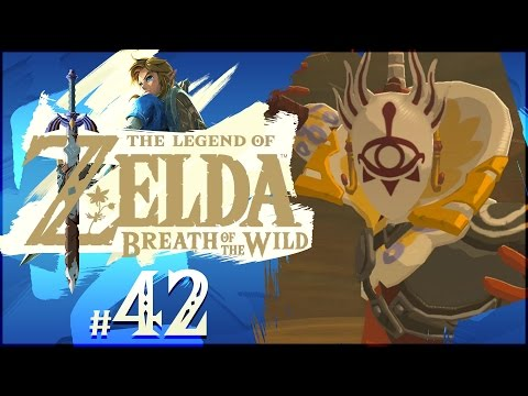 The Legend of Zelda: Breath of the Wild - Part 42 | Yiga Clan Hideout + Master Kohga!