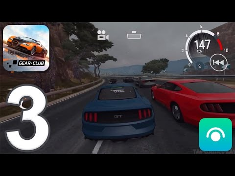 Gear Club - Gameplay Walkthrough Part 3 - Countryside Tour (iOS, Android)