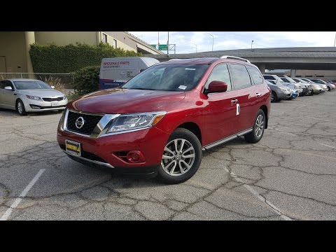 2016 Nissan Pathfinder S Complete Feature Walkthrough and Test Drive