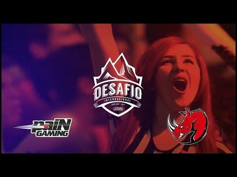 Desafio Internacional - Final: paiN Gaming x Kaos Latin Gamers (Jogo 1)