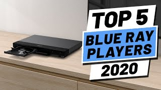 Top 5 BEST Blu Ray Player [2020]