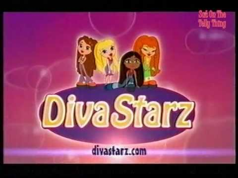 Advert - DivaStarz - 2000s
