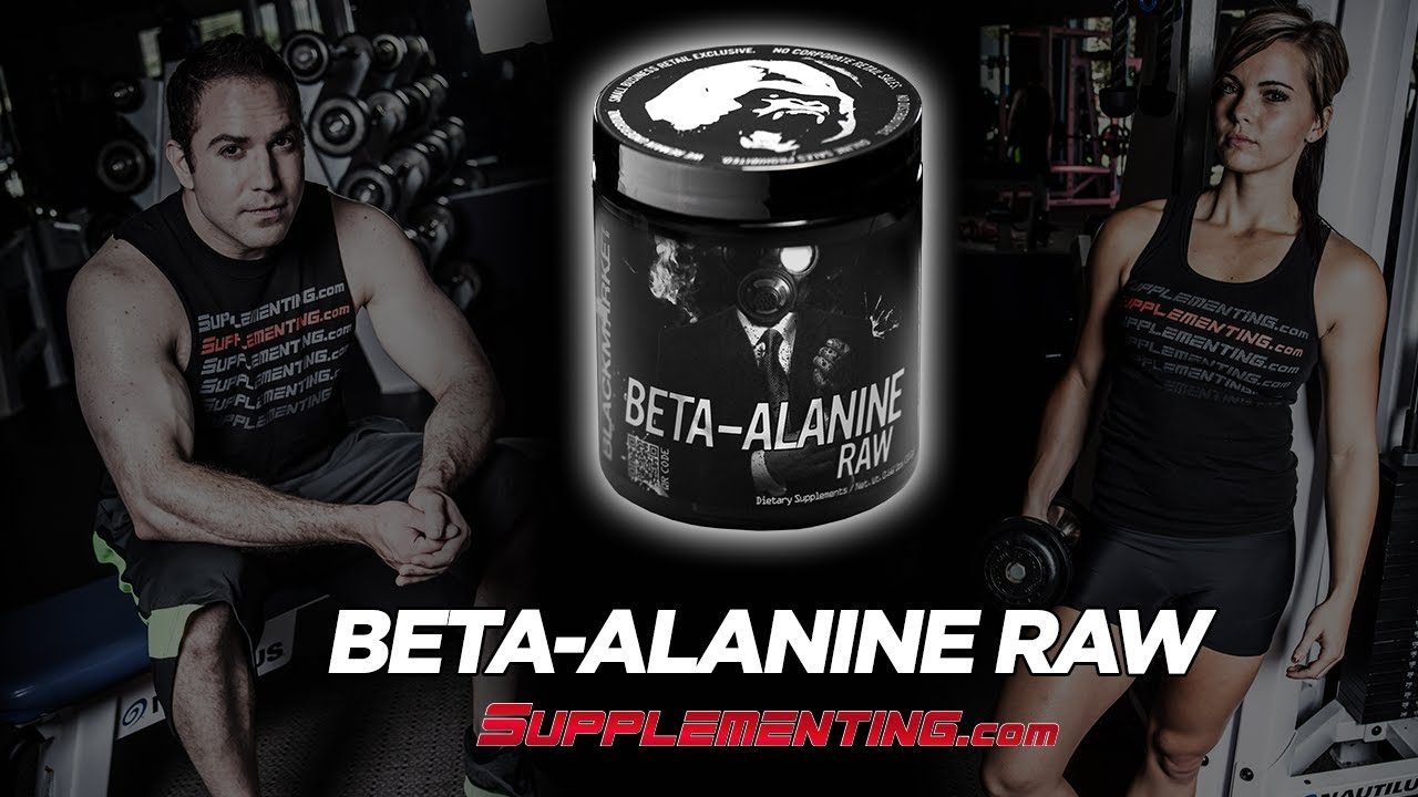 how to stop beta alanine itch