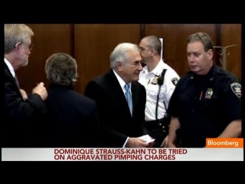Dominique Strauss-Kahn Faces Aggravated Pimping Trial