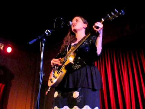Jolie Holland - The Devil's Sake (Bush Hall, London, 07/09/11)