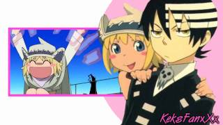 [AMV] Tell me something I don't know } Kid x Patty - Soul Eater