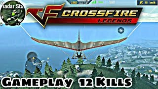 CrossFire Legends Android Gameplay Battle Royale - Tencent New Game Similar to PUBG Mobile