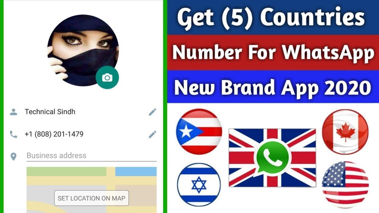 Get Free Uk Malaysia Brazil Belgium Denmark Create Fake Whatsapp Account Technical Sindh Youtube