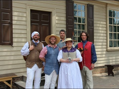 Colonial Williamsburg Tavern Performers