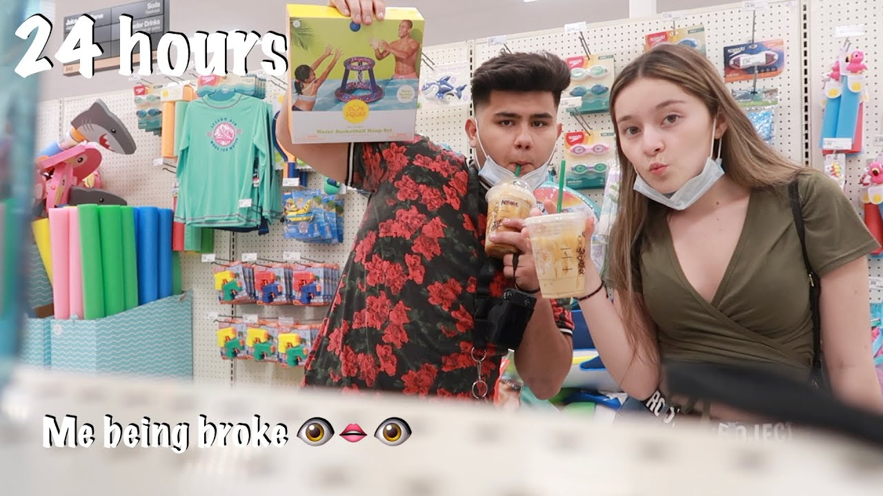 BUYING WHATEVER HE WANTS FOR 24 HOURS (horrible)
