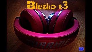 гибридные наушники Bluedio T3  распаковка  обзор  отзыв