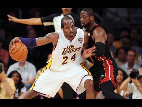 Kobe Bryant Top 10 Footwork