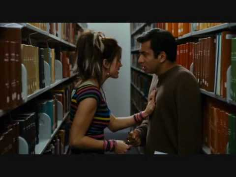 Kumar Meets Vanessa At The Library Scene From H&KEFGB