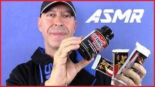 ASMR ITA - Food Supplements Shop (Role Play)