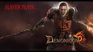The Dark Eye - Demonicon Walkthrough Gameplay Part 1 - Searching for Calandra-