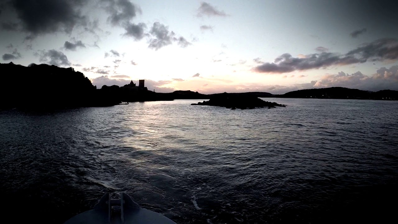 Inchcolm Project