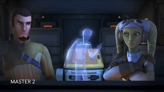 [Kanan & Hera make a deal with Lando] Star Wars Rebels Season 2 Episode 2 [HD]