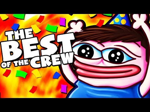 THE BEST OF THE CREW! - Funny Moments Montage!