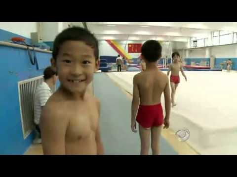 Schools train China's next Olympic medalists