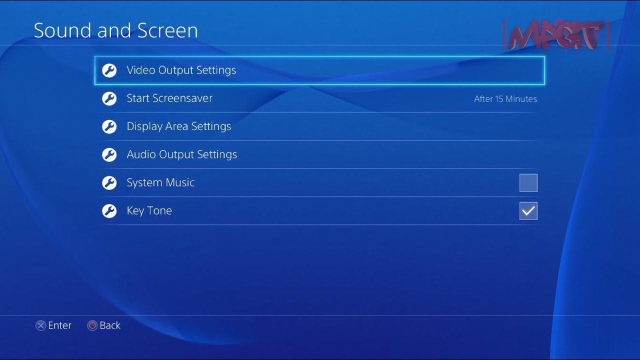 Ps4 Tips Best Video Amp Audio Quality This May Or May Not