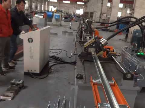 LMS Dry Wall System Stud High Speed Fly Shearing Roll Forming Machine