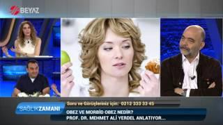 Genel Cerrahi Uzmanı Prof. Dr. Mehmet Ali Yerdel - Beyaz Tv Sağlık Zamanı 03.04.2016