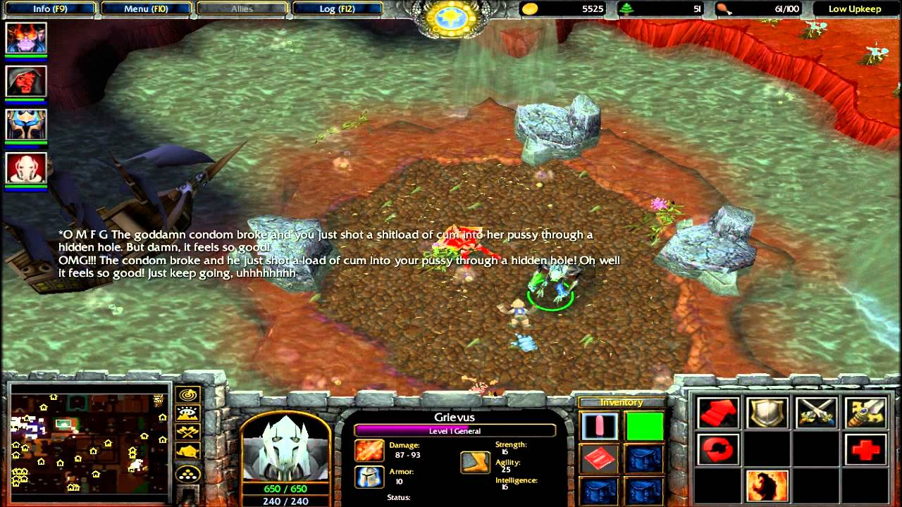 Warcraft 3 LOAP Star Wars RolePlay