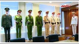 Bộ trang phục Công an nhân dân cải tiến có gì mới?