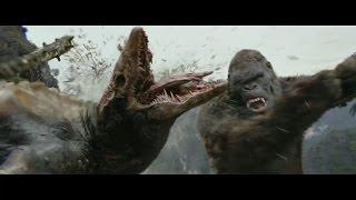 Конг: Остров черепа — Финальный русский трейлер HD/ Kong: Skull Island (2017)