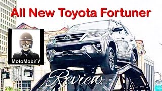 All New Toyota Fortuner 2016 Review Indonesia