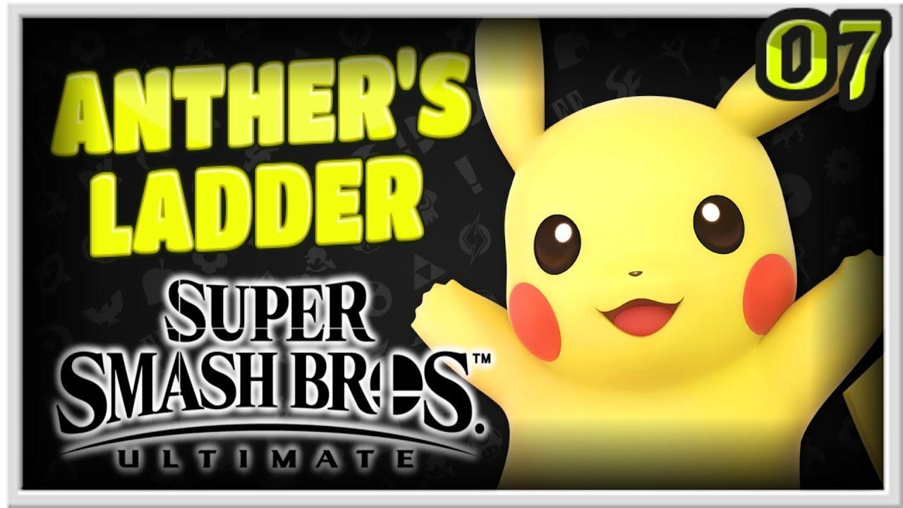 Anther Ladder super smash bros. ultimate   anther's ladder - vs. king ominia [07]