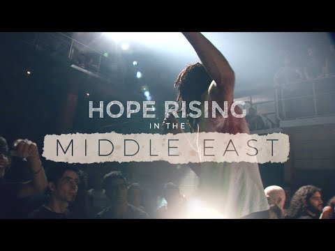 Hope Rising in the Middle East
