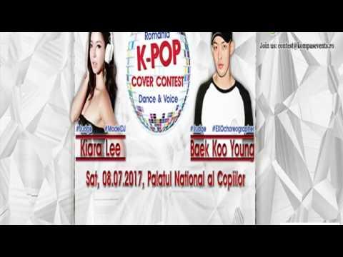 Romania K-POP Cover Contest 2017