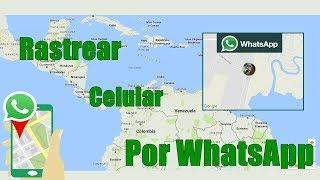 Rastrear celular por WhatsApp [NUEVA ACTUALIZACIÓN]