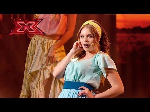 Элина Иващенко – Beyonce – Single Ladies – Х-фактор 10. Второй прямой эфир