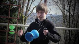 Diabolo Tutorial: Cats Cradle