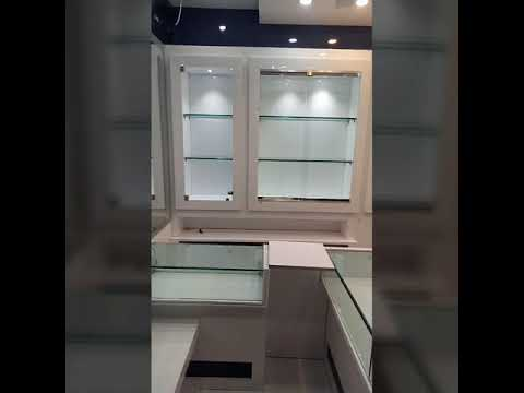 How To Design A Small Jewelryshop Look Bigger Interior Designer Perfect Interior Spacemanagement Youtube