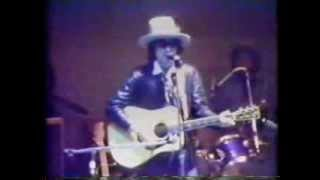 Bob Dylan - 1975 TV News