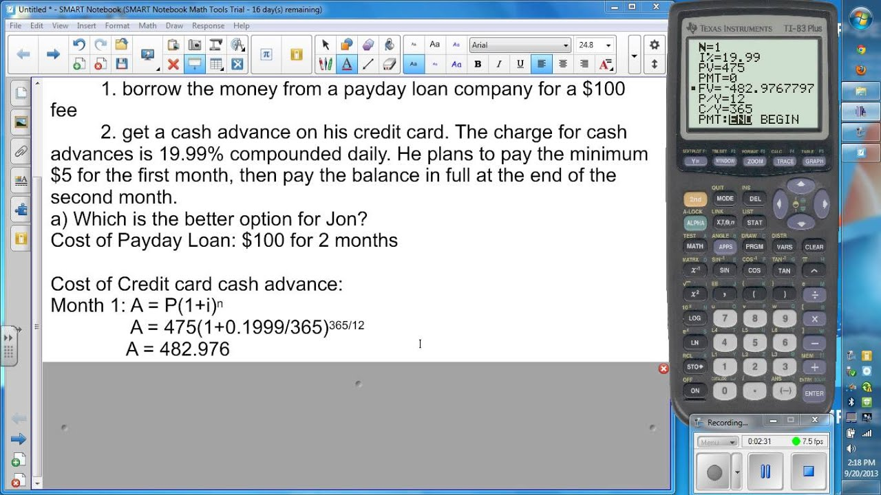 Payday loan deposited today photo 5