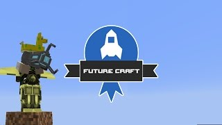 [GEJMR] FutureCraft - ep 109 - Přesun větrných elektráren a diamanty