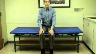 Brandt-Daroff Exercises for BPPV Dr.  Michael Teixido