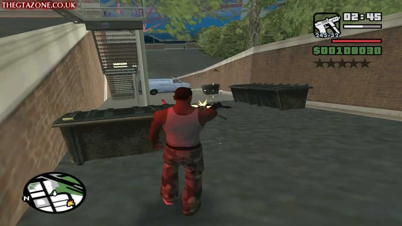 GTA San Andreas : Desert Missions