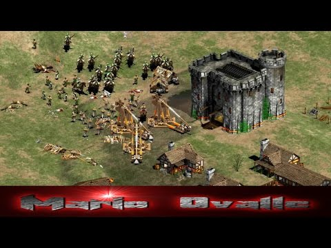 THE VIPER VS MBL TREMENDA BATALLA MONGOLES VS PERSAS AGE OF EMPIRES 2