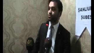 Faruk AKBAL - Genç Müsiad - Güneydoğu TV - Şanlıurfa Genç Müsiad Ziyareti