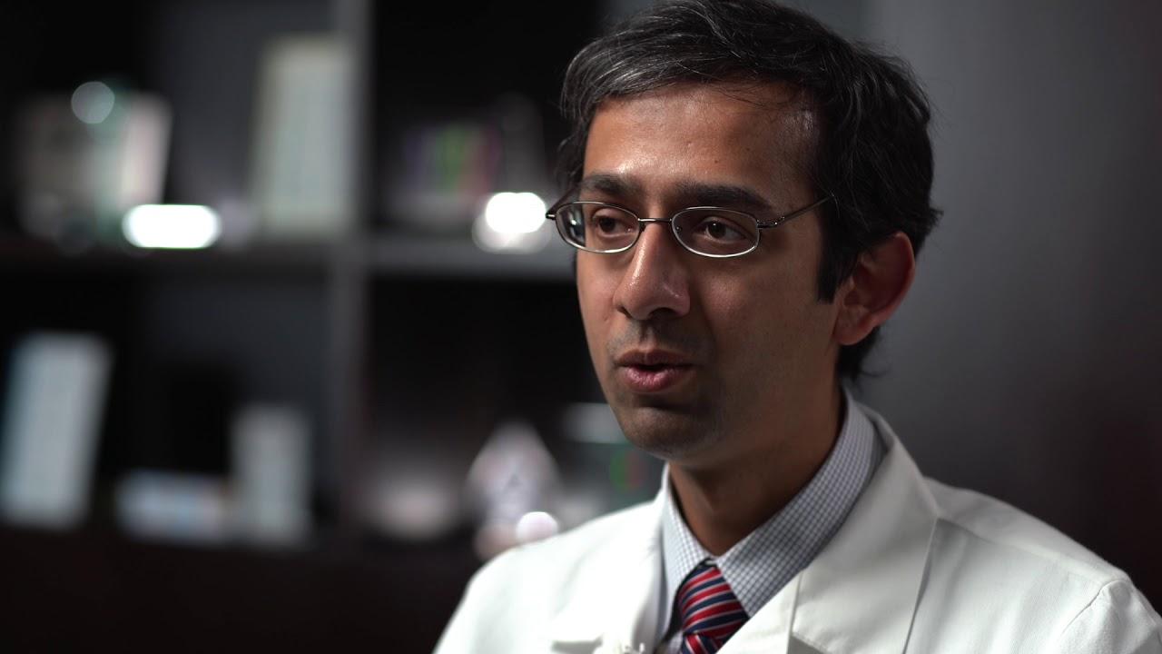 Houston Pulmonary and Critical Care Physician Dr  Farooq Cheema