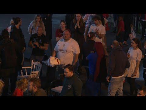 Euro 2020: England fans in London react to defeat   AFP