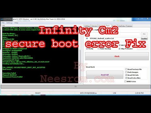Cm2 Mtk All New Model Boot file 2019 free download | Neesrom