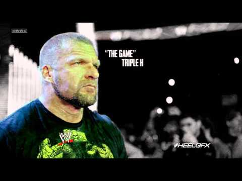 """2013: Triple H 17th WWE Theme Song - """"The Game"""" + Download Link ᴴᴰ"""