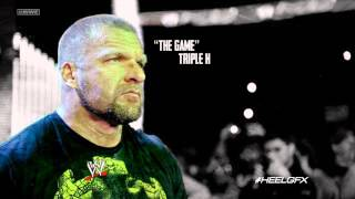 "2013: Triple H 17th WWE Theme Song - ""The Game"" + Download Link ᴴᴰ"